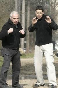 Eric Quequet et Robert Paturel